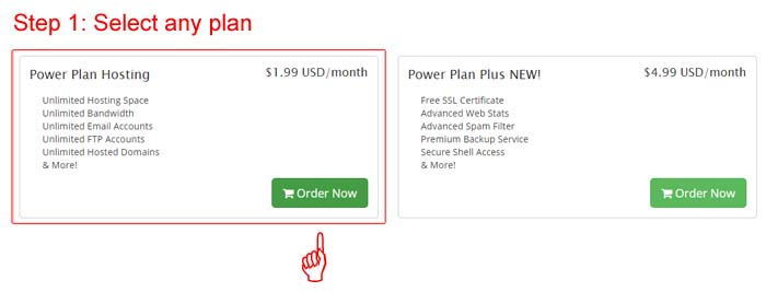 Web Hosting Pad Coupon Codes