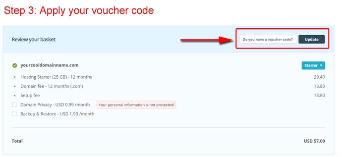 One.com Coupon Codes