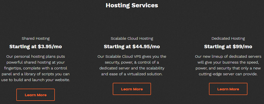 Lunar Web Hosting Coupon Codes