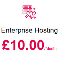 Enterprise Hosting Plan Available In 3 Different Plans