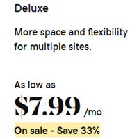 Deluxe More Space & Flexibility For Multiple Sites