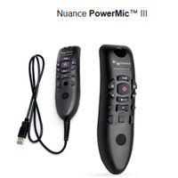 Nuance PowerMic III Microphone At Nuance