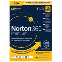 Norton 360 Premium Antivirus Software At Newegg