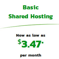 Basic Shared Hosting Plan At KnownHost