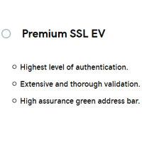 Get 50% Premium SSL EV