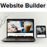 Basic Website Builder Plan With Free SSL Certificate