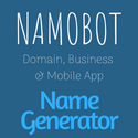 Namobot's business name generator