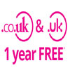 Free .Uk.co & .Uk Web Hosting